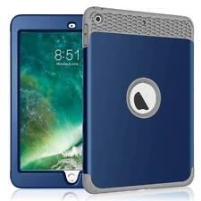 """Бронированный жесткий ударопрочный силиконовый чехол для Apple iPad 9.7"""" 5th 6th Generation"""