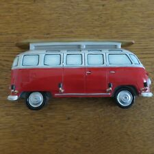 VW Bus Wall Key Holder With 4 Hooks