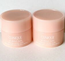 2X Clinique All About Eyes Reduces Puffs Circle 7ml /Each