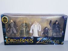 Lord Of The Rings: Fellowship Of The Ring Lothlorien Gift Pack 5-Figure Set