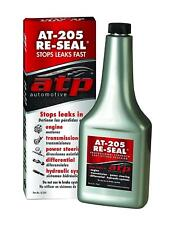 ATP AT-205 Re-Seal Stops Leaks, 8 Ounce Bottle Compatible Synthetic Oils, ATF