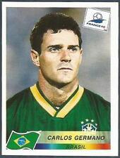 Panini Copa Del Mundo Francia 1998- #031-BRASIL-BRAZIL-CARLOS Germano