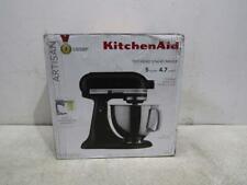 New listing KitchenAid Ksm150Psbm 5-Quart Tilt-Head Stand Mixer In Matte Black
