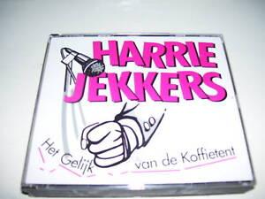 Harrie Jekkers - het gelijk van de koffietent 2cd 1996