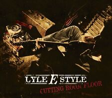 Lyle E Style Cutting Room Floor New CD with uncut Waylon, Orbison, Holly & more!