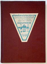 KURT VONNEGUT 1939 SHORTRIDGE HIGH SCHOOL Junior Yearbook Book INDIANAPOLIS IN