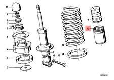 Genuine BMW E24 E28 Coupe Rear Axle Shock Protection Tube OEM 33521124575