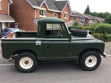 """Land Rover Series 2a 1970 Pick Up 88"""" Classic Car Tax Diesel"""