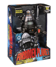 Forbidden Planet Robby The Robot Figure Light & Walking Sound