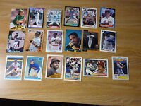 (100) Card Baseball Lot- Most every card is a Star or Rookie Card!