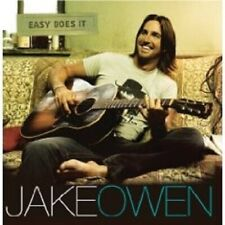 """JAKE OWEN """"EASY DOES IT"""" CD COUNTRY NEW"""