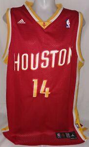 Original Adidas Houston Rockets NBA Trikot Jersey Nr. 14 Landry Gr. XL