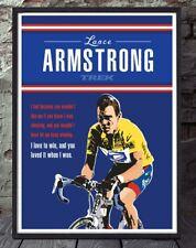 Lance Armstrong Tour de France cyclisme non encadrés Cyclisme Imprimer