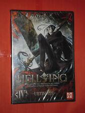HELLSING ULTIMATE- vol 4 - dvd ANIMAZIONE-  nuovo e sigillato