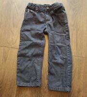 Hugo Boss Jeans Age 3 boys Excellent Condition dark blue 3t 94cm 3 yrs denims