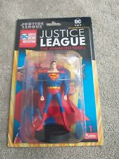 DC Justice League Animated Series Hero Collection figure Superman #1 Eaglemoss