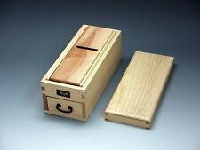 Katsuobushi Wooden Dried Bonito Box Shaver Slicer Yamako Japan New