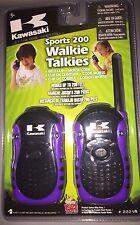 Kawasaki Sports 200 Walkie Talkie Age 5+