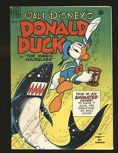 Four Color # 291 - Donald Duck by Carl Barks VG/Fine Cond.