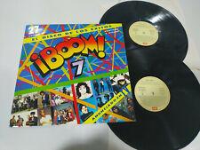 """Boom 7 Roxette Heroes del Silencio 1991 Spain Edition - LP Vinilo 12"""" VG/VG - DG"""