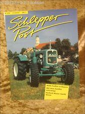 Schlepper Post 5/94 Fahr D 460 Allgaier A 22 Deutz FL 612