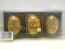 Mary Cohr Stone Candles set of 3