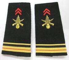 Infanterie - Major -  fourreaux d'épaule