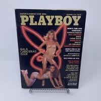 Playboy Magazine December 1976 Gala Christmas, O.J. Simpson