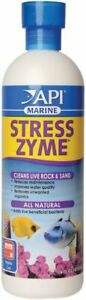 LM-API Marine Stress Zyme Bacterial Cleaner - 16 oz