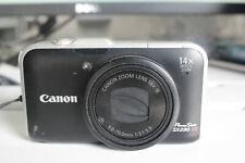 Canon SX230 PowerShot Digital Camera HS 12.1MP 28mm Wide 14x Optical Zoom