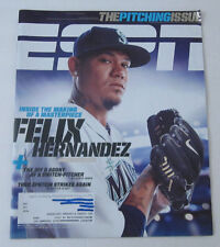 ESPN Magazine 5/25/15 The Pitching Issue, The Untouchable Felix Hernandez