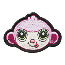 Jeck The Spunky Monkey Patch, Zoo Animals Patches