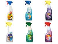 Johnsons range of Clean 'n' Safe Disinfectant 500ml    2 BOTTLE OFFER