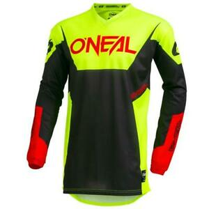 Oneal O'Neal Element  Jersey Cross DH MX Freeride DH  UVP 29,99 neon