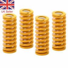 4 X Hot Bed Level Springs For Creality Ender 3 V2 , 5 , CR-10S Pro 3D Printer UK