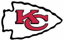 Kansas City Chiefs Decal ~ Car / Truck Vinyl Sticker - Cornholes, Wall Graphics