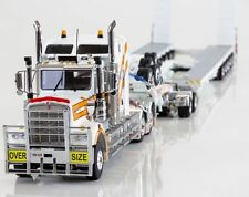 Drake Heavy Haulage Kenworth C509 Truck with 5x8 Trailer CQHH Group QLD 1:50
