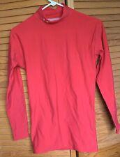mens - Under Armour shirt - L - Coldgear - Compression - Mock Turtleneck Fitness