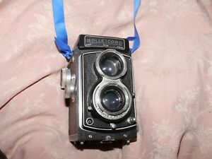 Rollei Rolleicord  vintage 6x6 twin lens camera medium format 120mm film