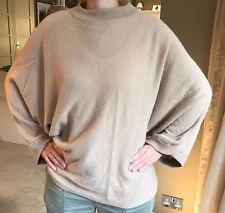Zara Cashmere bat wing sweater