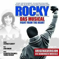 Rocky-das Musical von Musical,Original Cast | CD | Zustand gut
