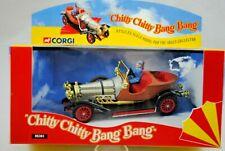 CORGI 05301 Famous CHITTY CHITTY BANG BAN Car w/ CARACTACUS POTTS Mint in Box