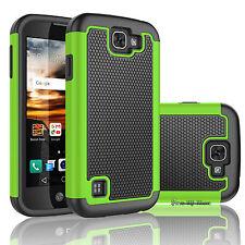 LG Optimus Zone 3/ Rebel LTE / K4 / Spree/ K3 Phone Case Shockproof Rubber Cover