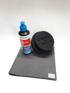 Wurth Car Care Polishing Kit