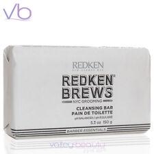 REDKEN (Brews, For Men, Cleansing Bar, Soap,  Vitamin E, Refreshing, Energizing)