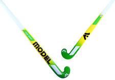 "Model Field Hockey Stick Outdoor 30% Carbon Mid Bow Profile Maxi Head 36.5"""