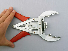 PISTON RING COMPRESSOR PLIERS SMALL ENGINE INSTALL REMOVAL REMOVER 40 - 100 mm