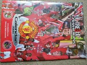 Manchester United FC Official 2000 Calendar