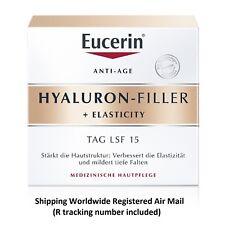Eucerin HYALURON-FILLER + ELASTICITY Day Cream , 50ml ( 1.69 Fl Oz )