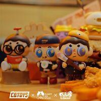 DRAGON VIAGES Cute Dinosaur Egg Korea Toy Pop Figurine Display Figure Gift Decor